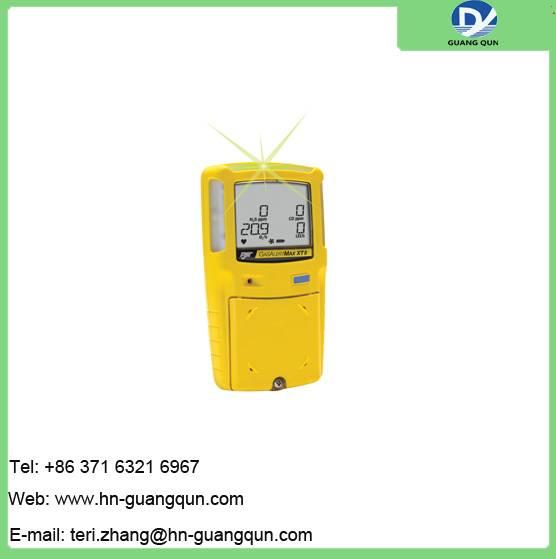 High Quality Honeywell GasAlert Max XTII Multi-gas detector/gas leak alarm H2S, CO, O2,LEL