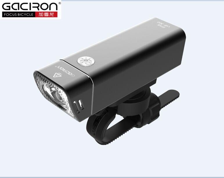 Double light spots bicycle light,waterproof and USB rchargeable bicycle light,led bicycle light
