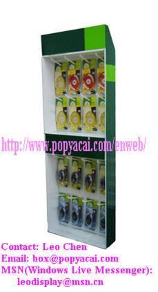 POP Paper Display Shelf, Paper Display Shelves