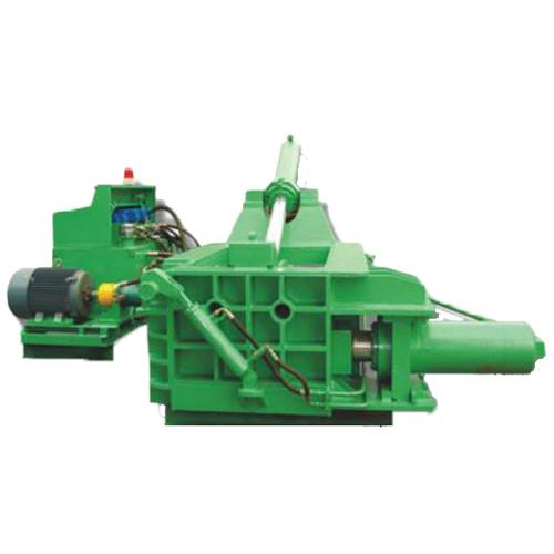 HB-150T Automatic Hydraulic Drive Horizontal Metal Press Baling Machine