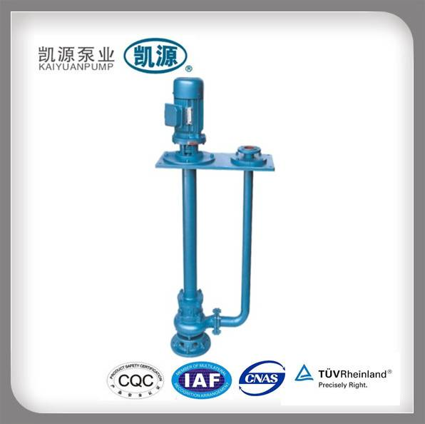 YW Nonclogging sewage waste water treatment pump
