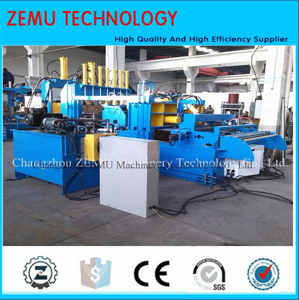 corrugated transformer fin manufacturing machine