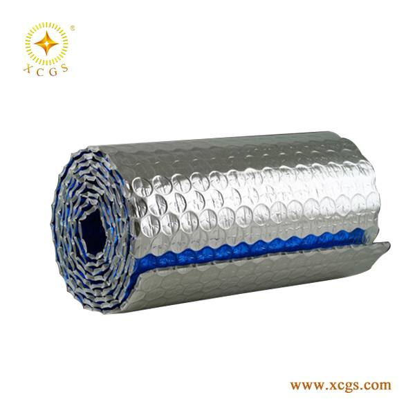 Bubble Aluminum Foil Thermal Barrier Insulation Material