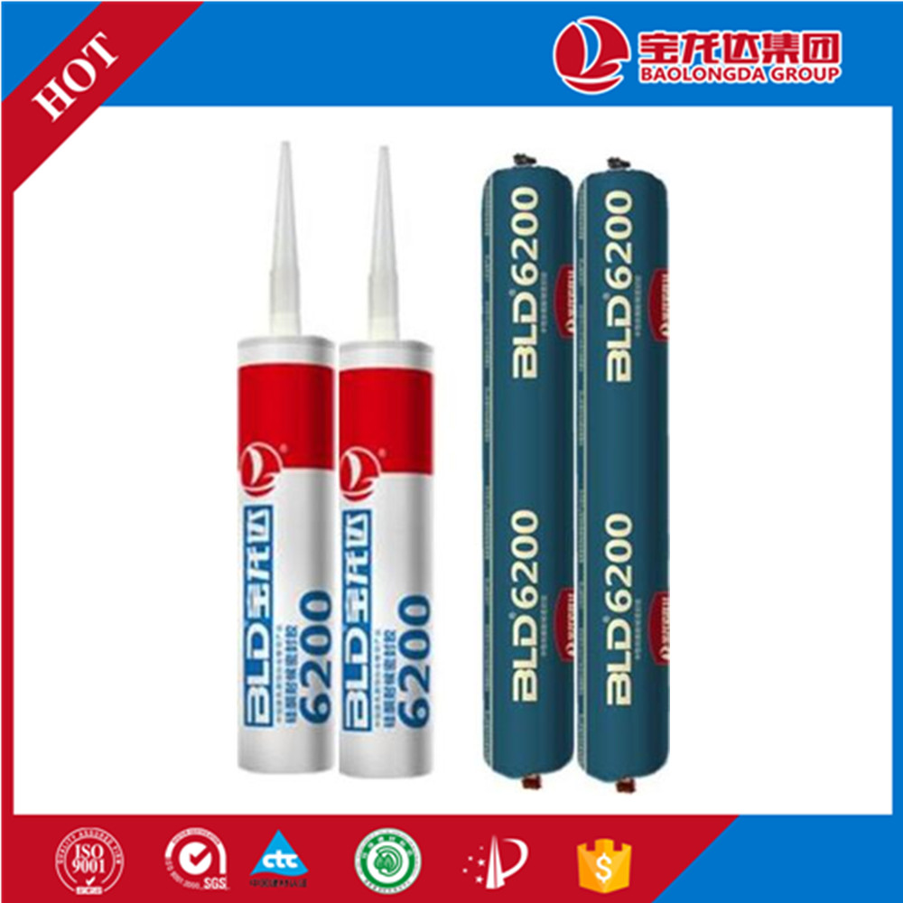 High Displacement Weather-proof Silicone Sealant BLD6200