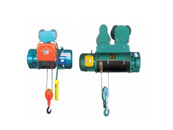 0.5T CD1 wire rope electric hoist