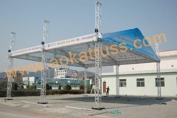 Aluminium alloy truss,Lighting truss,Project truss Manufacturers