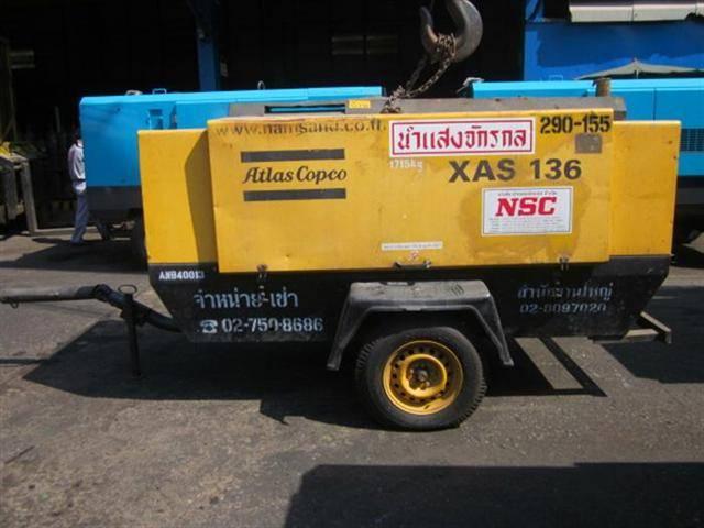 XAS136 - Compressor