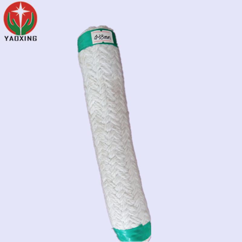steel fiber reinforce refractory oven insulation ceramic rope wire reinforce seal