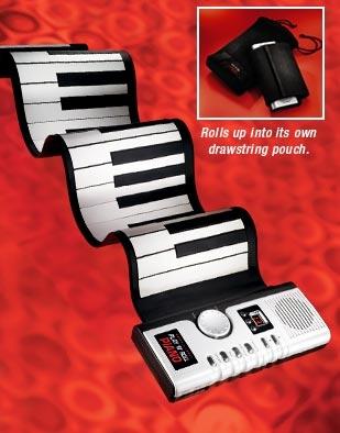 Roll piano