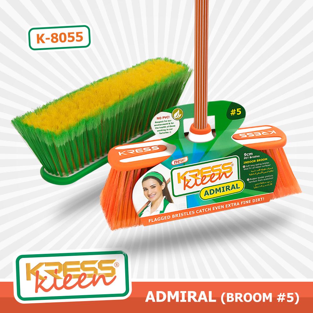 KRESS Kleen ADMIRAL (Indoor Broom #5)