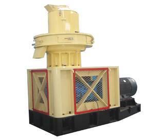 KJ-XGJ-880ring die pellet press/pellet mill/biomass wood pellet mill
