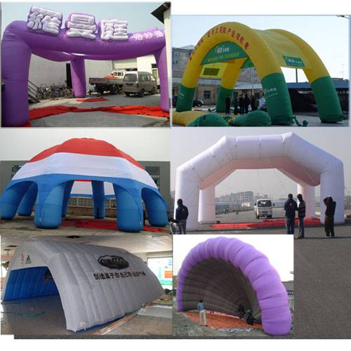 Inflatable Tent Dome,Inflatable Arch,Party & Event Tent with Blower, 20ft Wide