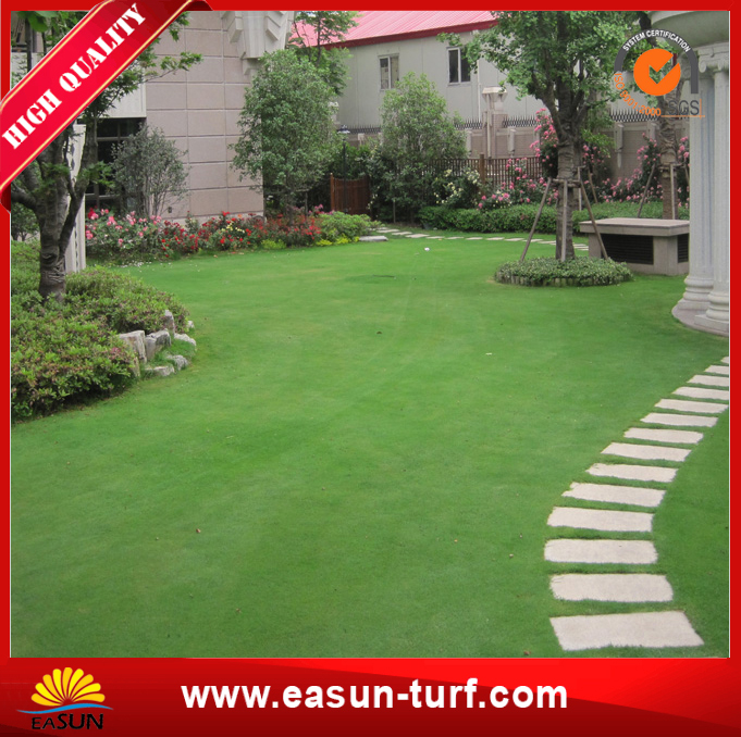 Eco Friendly best quality artifricial garden grass turf-AL