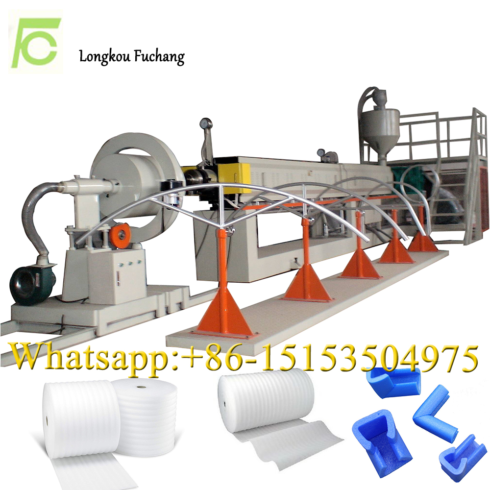 EPE foaming sheet extrusion machine/EPE sheet making machinery