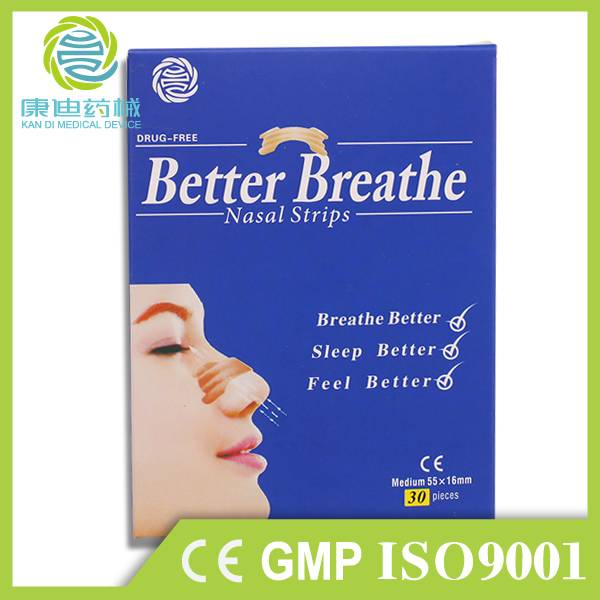 purely physical effect breath better nasal strips with free samples