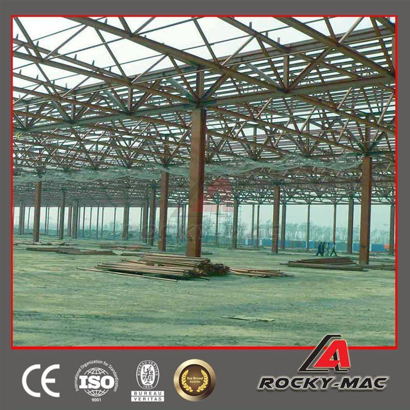 Rockymac Steel Structure Warehouse Drawings