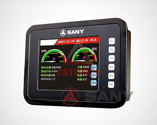 Concrete Pump Parts SANY LCD Screen