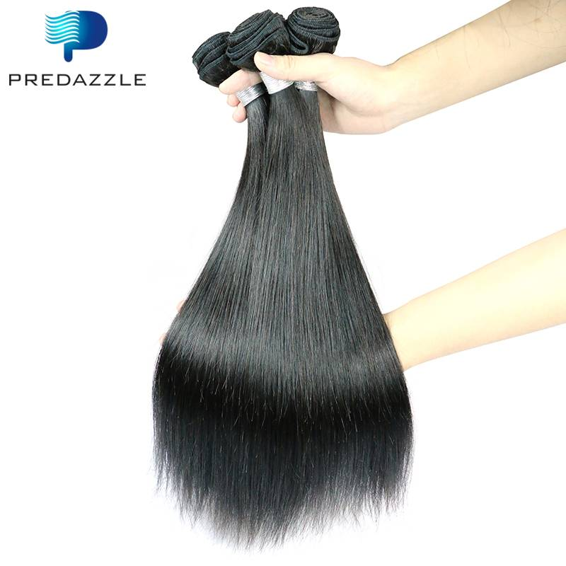 7A virgin human hair extensions