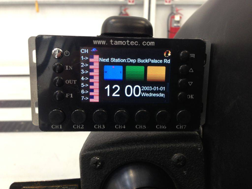 GPS Tour Guide Multilingual commentary system for Helicopter