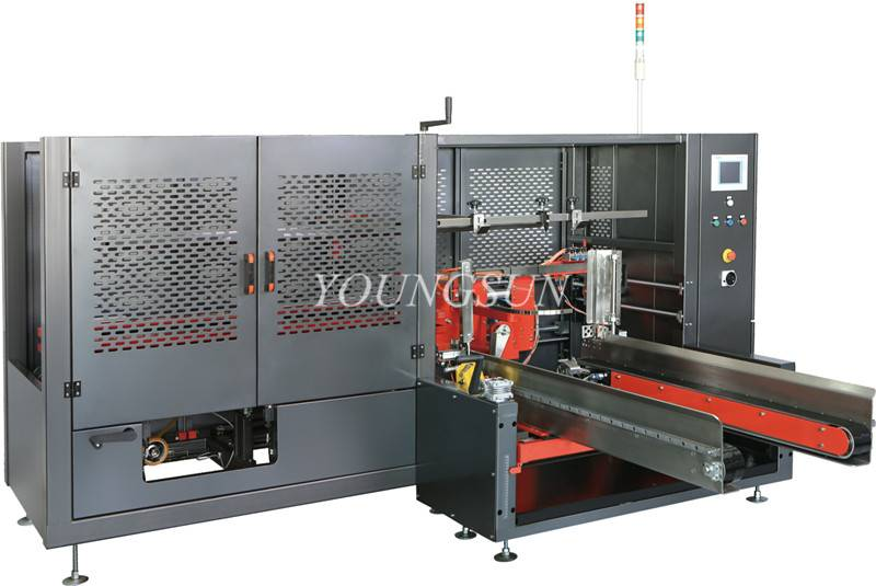 CF-20TN YOUNGSUN Automatic Carton Erector