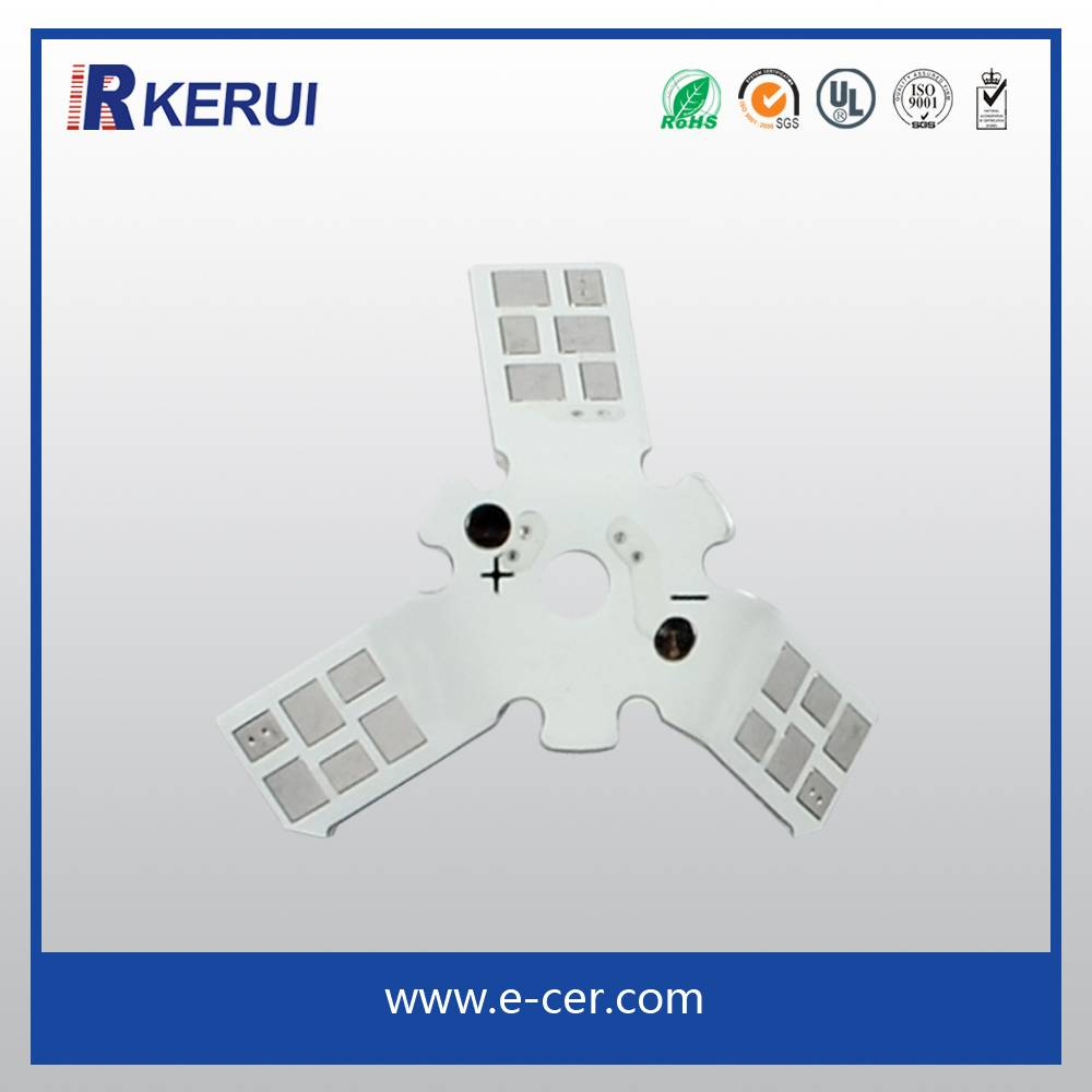High thermal conductive printed circuit board assembly in Shenzhen