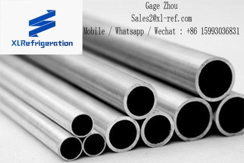 Refrigeration Extrusion Al Tubing / Al Pipe / Al Tube Round 1050/1060/1070 R/H112 70.75/70.8/71/