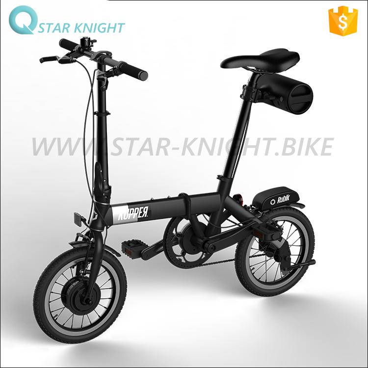 Mini Electric Bike Bicycle Folding
