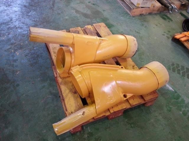 Concrete pump spare parts for all pump cars