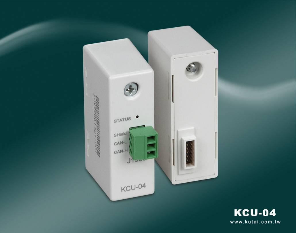 KCU-04 CAN Bus J1939 Generator Set Decoder Module