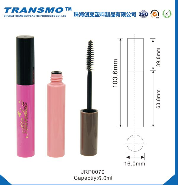 Mascara Packaging Tube Container with Brush