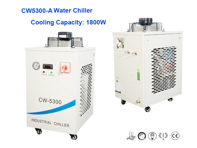 CW5300A Laser Chiller