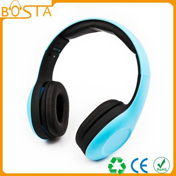 Candy color popular headphone