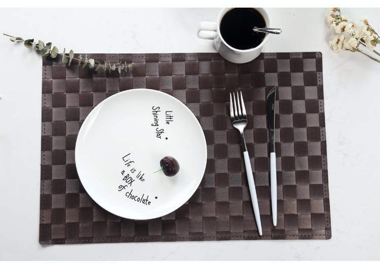 table mat for coffee