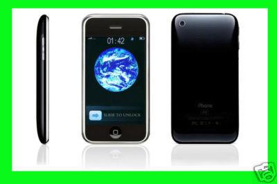 Sciphone i68 3G / i9++ / i9+++ Iphone shape mobile phone quad band dual sim cards java
