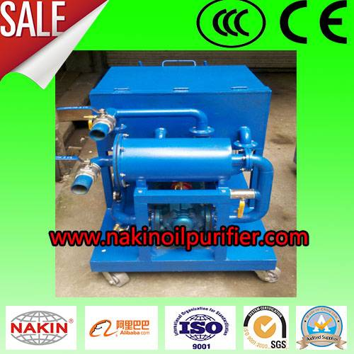 Series PF Plate-Press Oil Purification Device with Simple Structure