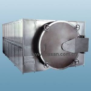 Nasan Vacuum Microwave Dryer