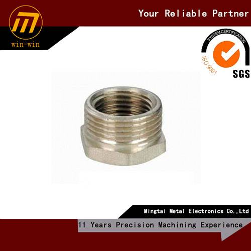 cnc precision metal parts according to drawings