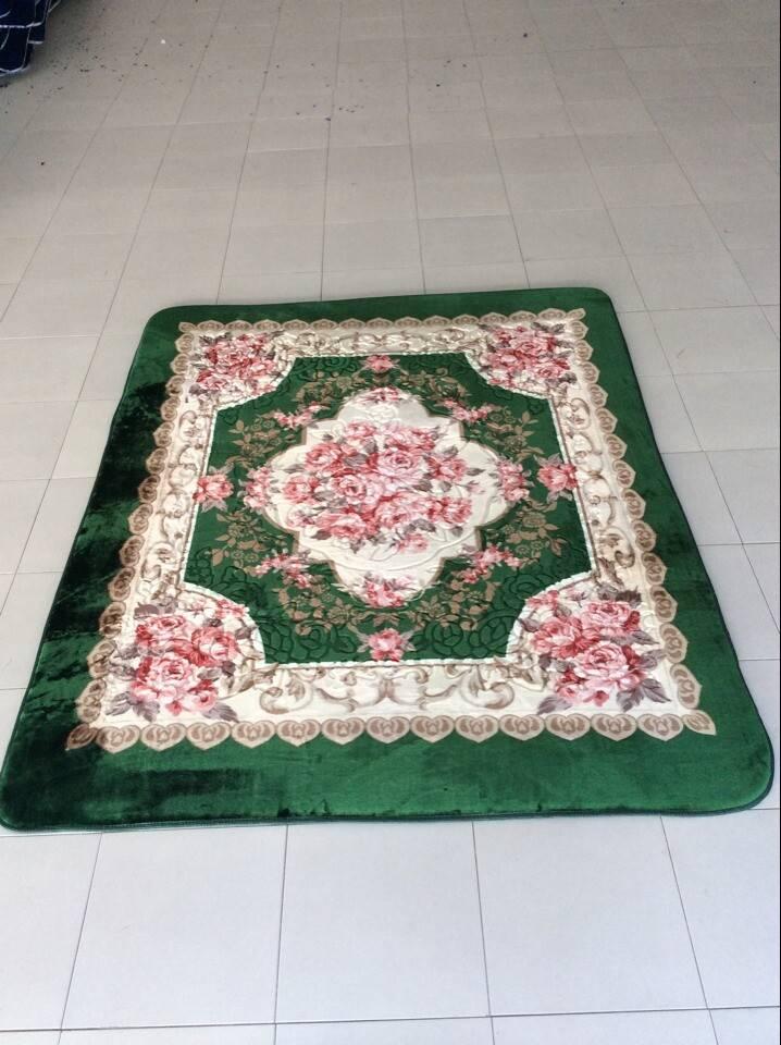 embossed mink carpet