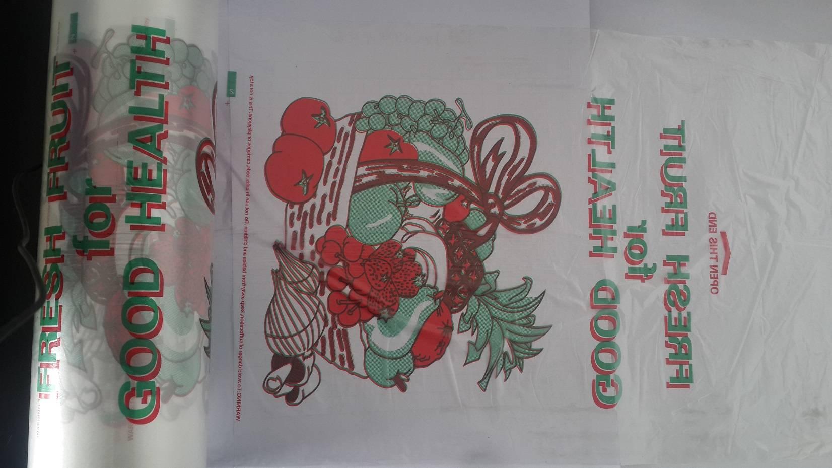 printing bags manufacture