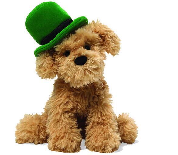 Cute Cartoon Plush Dog Toy