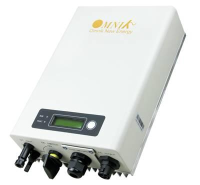 Omnik single phase solar inverter- 1k-1.5k-M