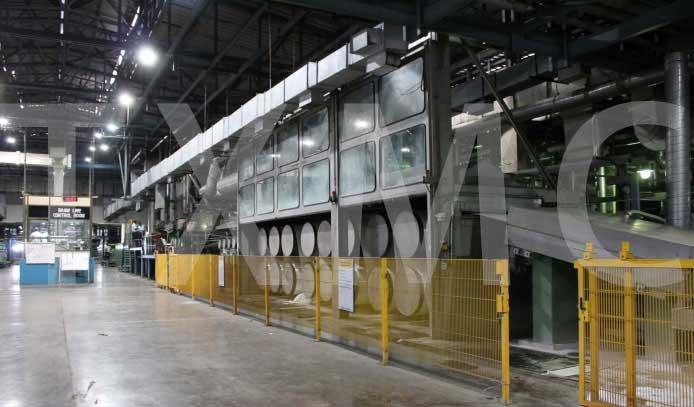 High Tenacity Low Elongation PSF Plant