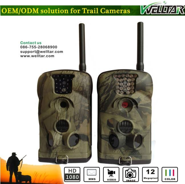 Wild MMS Trail Camera Ltl Acorn 6210MM Email Photos
