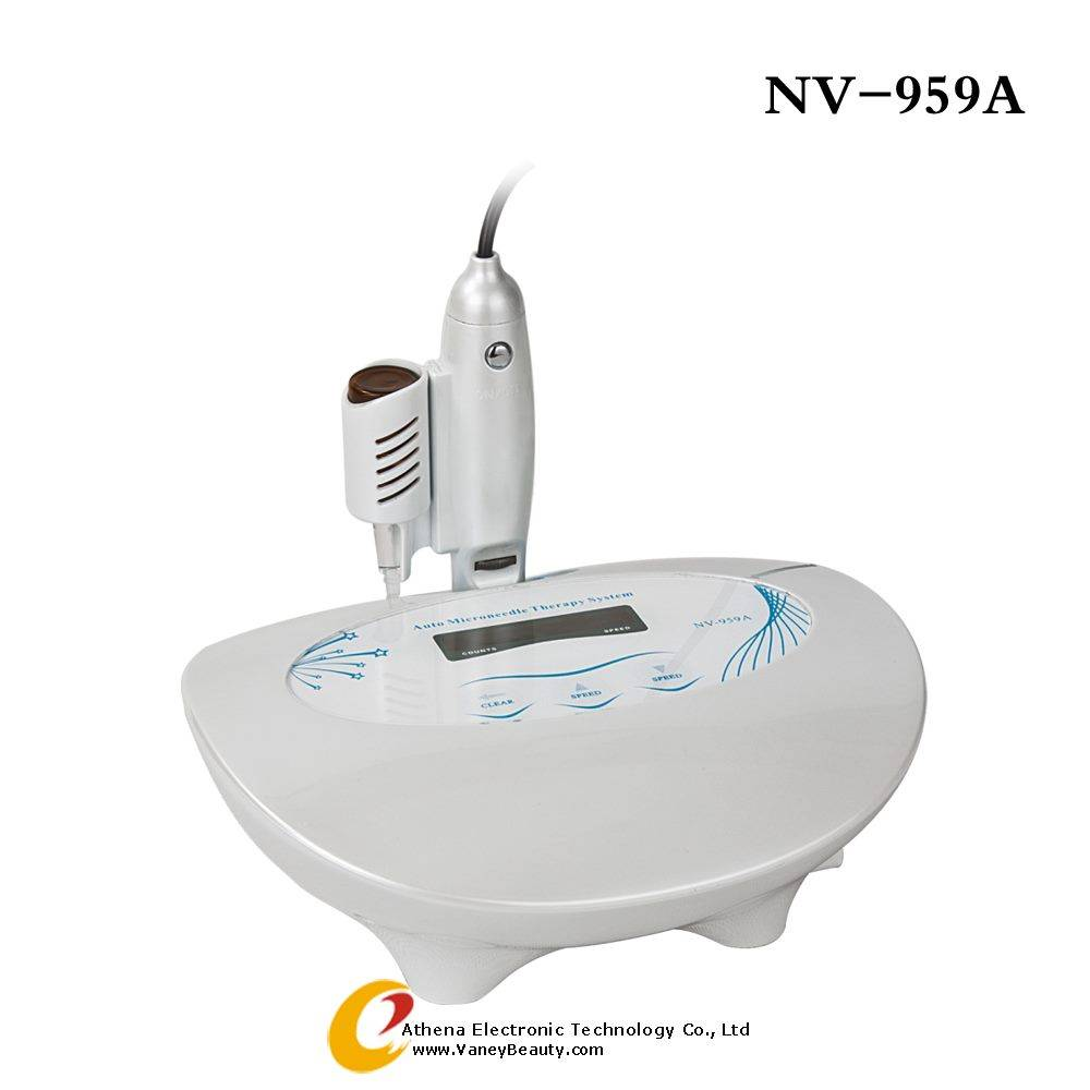Portable Touch Screen Auto Microneedle Therapy System NV-959A