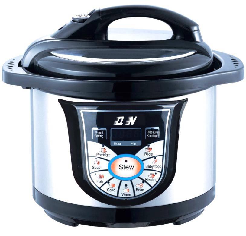 Model#YBW-E.E2.E5-100 Stainless steel electric pressure cooker