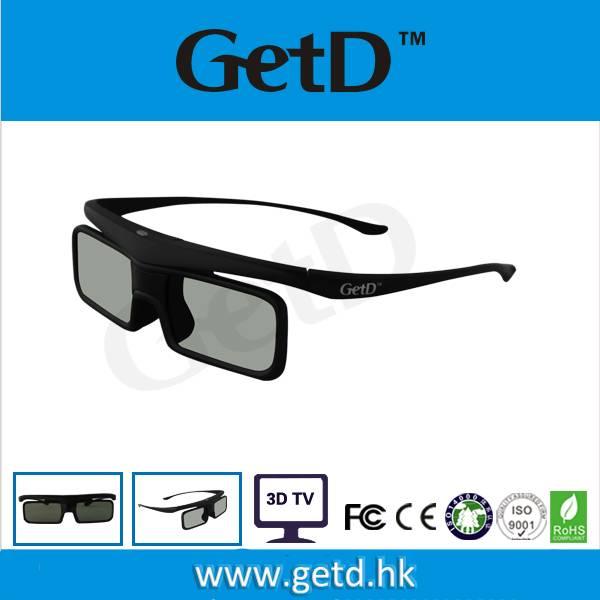 2015 New latest active shutter 3d glasses for TV GH1600RF1
