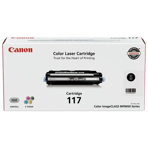 Canon 117 Black Toner