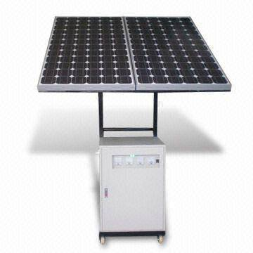 100w portable solar power supply SST-100PPS