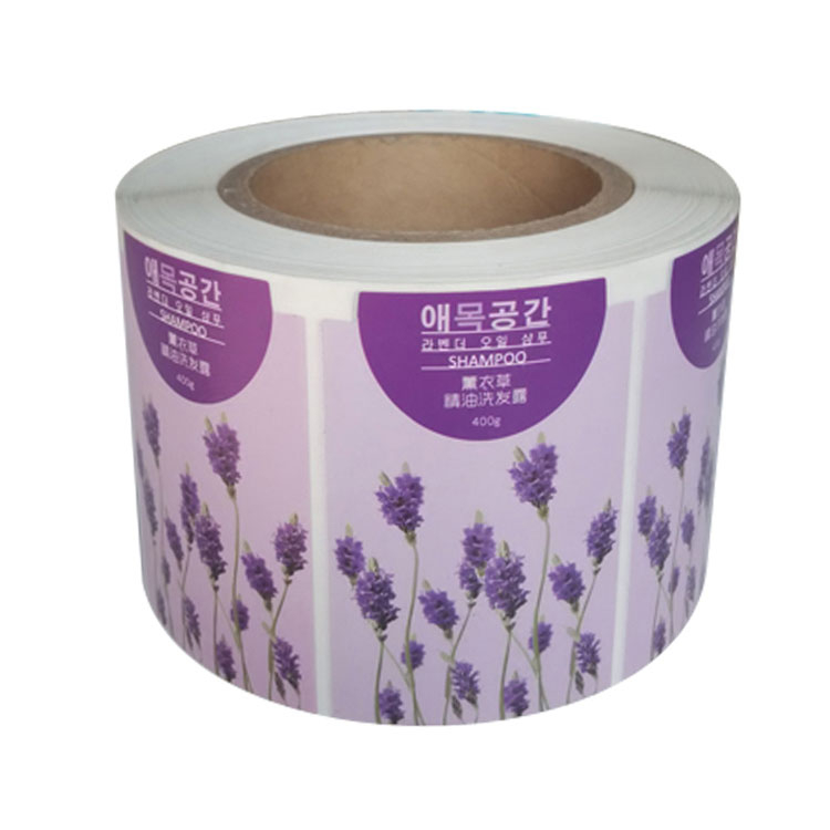 Wholesale PVC Material Die Cut Warning Clear Labels
