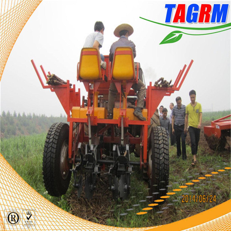 2016 new cassava planting machine/cassava tractor walking planter/2amsu cassava planter